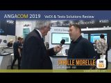 ANGACOM 2019 Interview with CEO Cyrille Morelle
